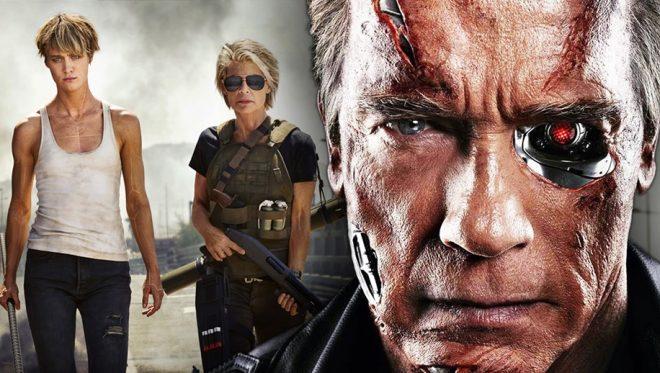 Trailer de 'Exterminador do Futuro: Destino Sombrio' é divulgado