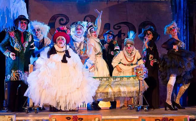 Festival de Inverno de Bonito inspira na dança, teatro e música com artistas consagrados
