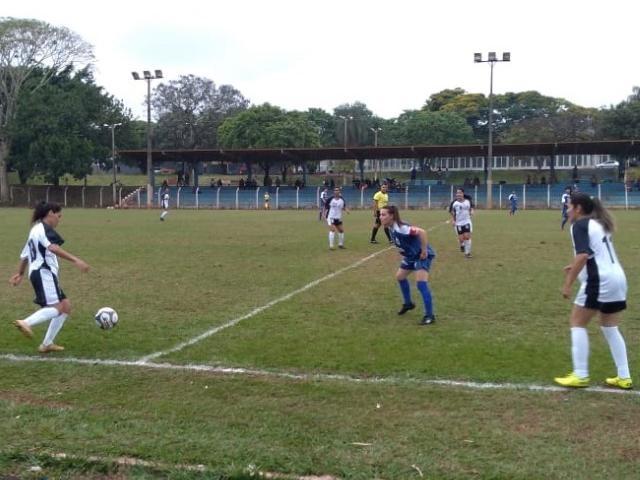 Em estreia, Operário aplica 11 a 1 no Maracaju pelo Estadual feminino