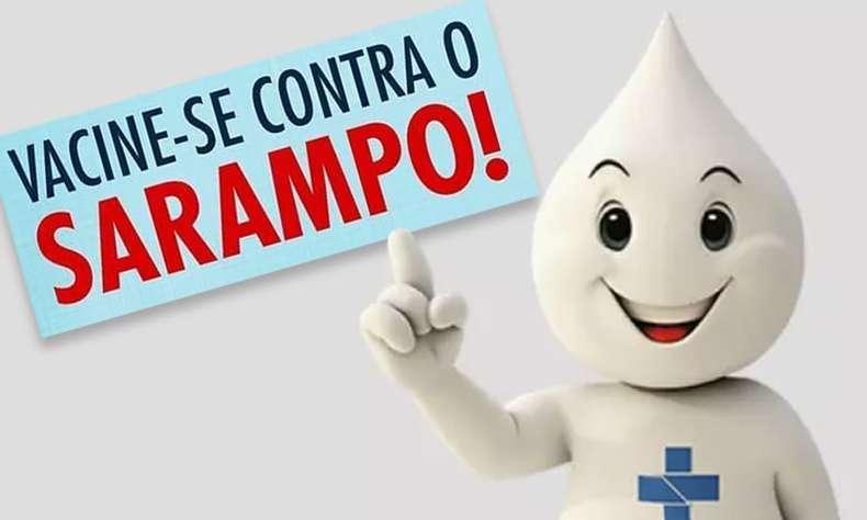 Dia D: Vacinação contra o Sarampo