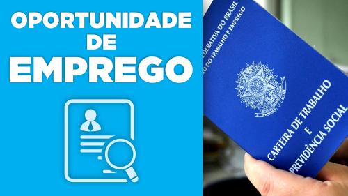 Maracaju: Confira as Vagas de Emprego, disponíveis na Casa do Trabalhador nesta terça-feira (15/10)