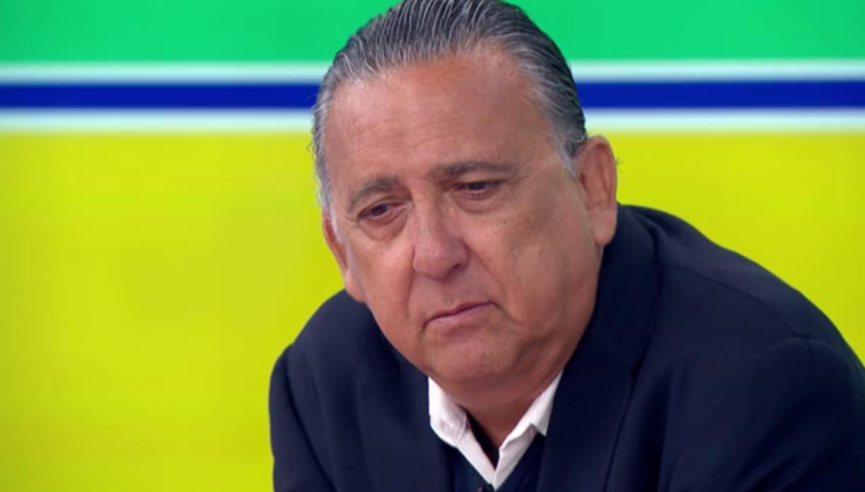 Galvão Bueno é afastado e não fará a narração dos próximos jogos de amistosos da Seleção