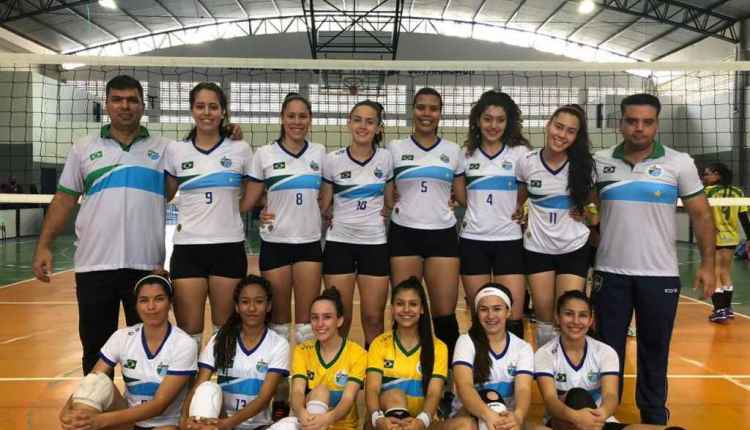 Seleção feminina de MS segue invicta e garante vaga na semifinal no brasileiro de seleções