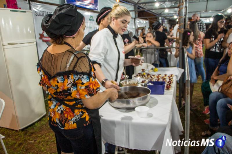 Maracaju: Abertura do 3º Festival Gastronômico Serra de Maracaju