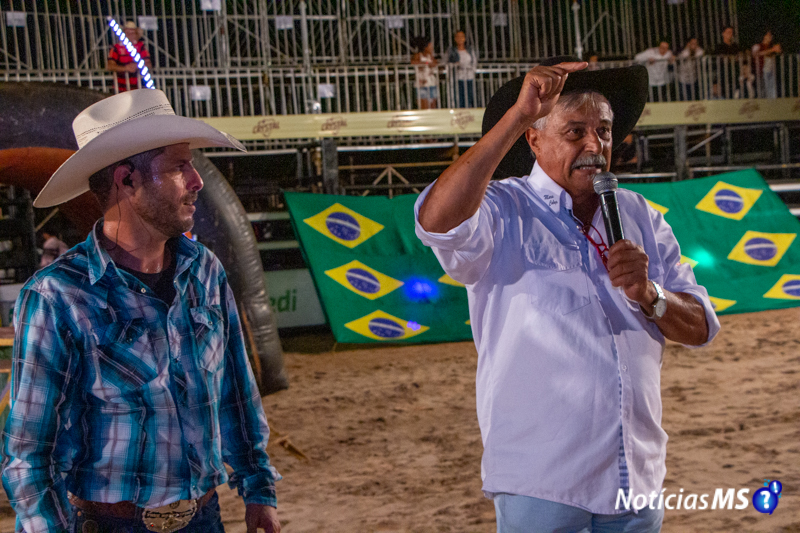 Maracaju: Cobertura fotográfica RODEIO NACIONAL - 12ª Etapa Valdir de Brito