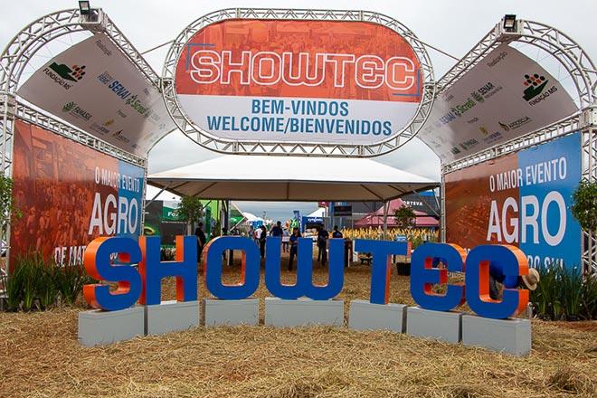 Confira alguns momentos da abertura do Showtec 2020