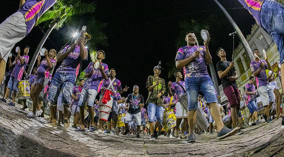 Escolas de samba de Corumbá realizam pré-desfile com ensaio técnico neste domingo