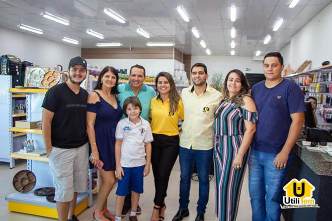 Fotos: Super inauguração Utilitem Maracaju