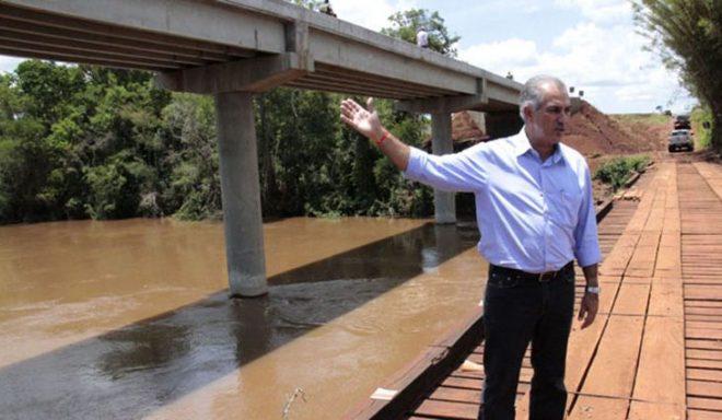 163 pontes de concreto serão construídas até 2022, um recorde em 43 anos de MS