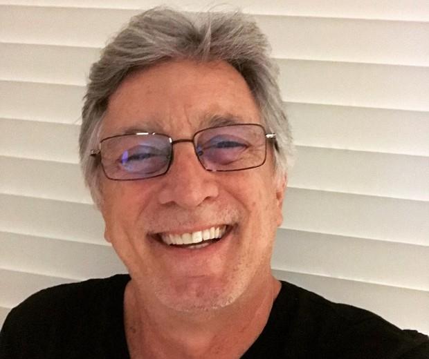 O ator Eduardo Galvão, morre vítima do coronavírus aos 58 anos