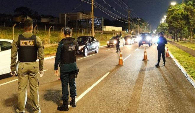 Em onze meses, Detran-MS flagrou 1,4 mil condutores embriagados só na Capital