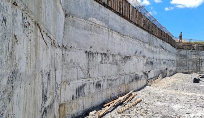 Estado conclui em março a reconstrução do dique de Porto Murtinho