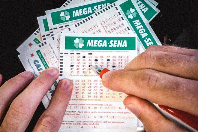 Mega-Sena pode pagar prêmio de R$ 50 milhões neste sábado