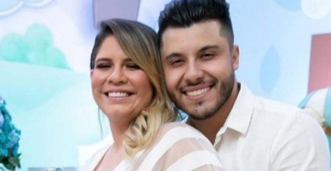 Agora juntos de novo, Marília Mendonça revela motivo da separação de Murilo Huff