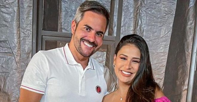 Simone dá à luz Zaya, sua segunda filha com Kaká Diniz
