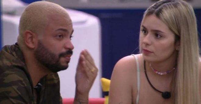 BBB21: Projota cai no choro após ter sido um dos alvos do jogo da discórdia: ''Não aguento mais''