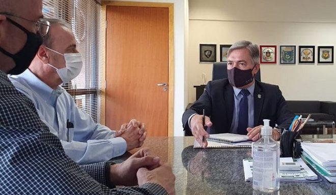 Sejusp e Hospital do Amor firmam parceria em benefício de servidores