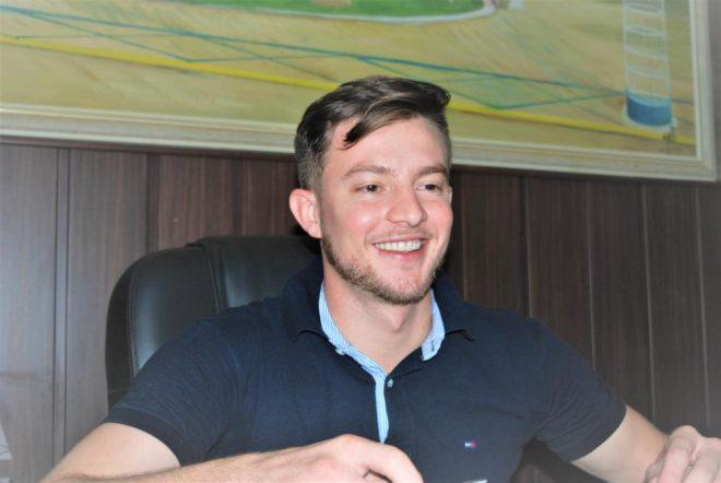 Prefeito de Rio Brilhante Lucas Foroni recebe Alta da UTI