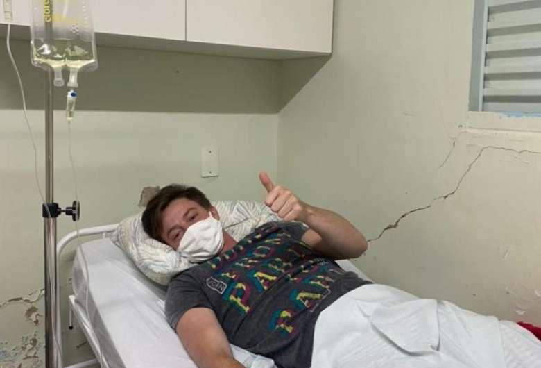 Com dengue, prefeito de Rio Brilhante é internado em Dourados