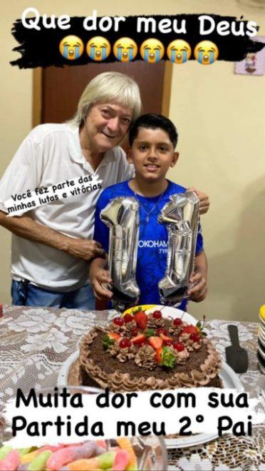 Morre o músico Pedrinho de Fátima do Sul