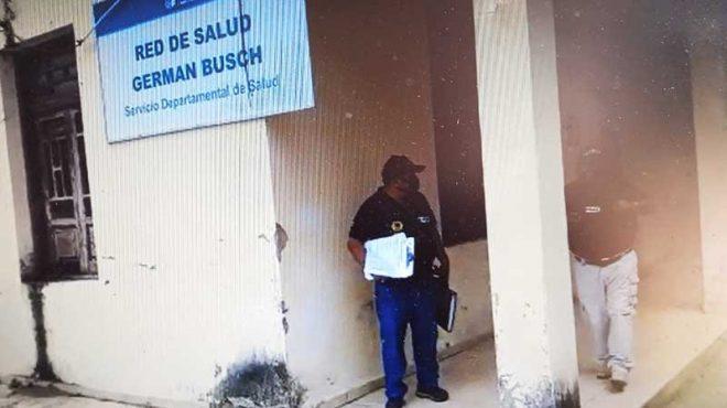 Na fronteira, secretário de Saúde é preso por furtar vacinas da Covid-19 e aplicar em familiares