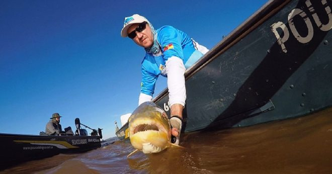 Com 290 policiais ambientais, Operação Semana Santa fiscaliza pesca predatória em MS