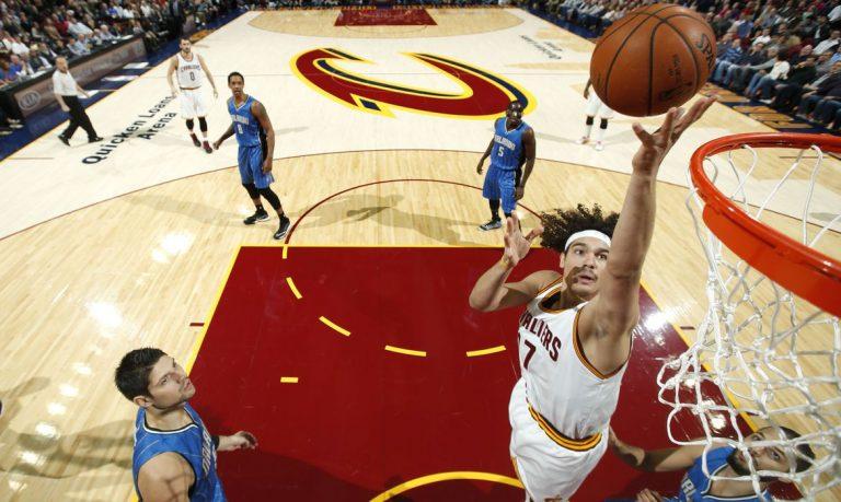Aos 38 anos, Anderson Varejão está de volta ao Cavaliers, da NBA