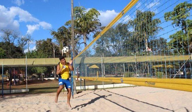 Campeonato Brasileiro de Futevôlei tem etapa inédita em Campo Grande com apoio da Fundesporte