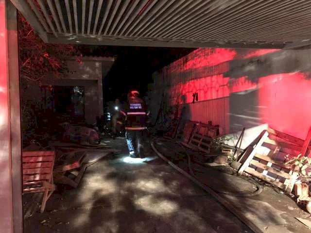 Campo Grande: Filha e neto escapam, mas avó morre carbonizada em incêndio