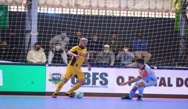 Taça Brasil de Futsal em Dourados conhece três classificados à semifinal; Juventude AG dá adeus