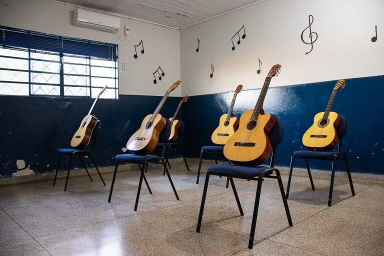 Cultura: Prefeitura inicia segunda etapa de matrículas para cursos de música e ballet