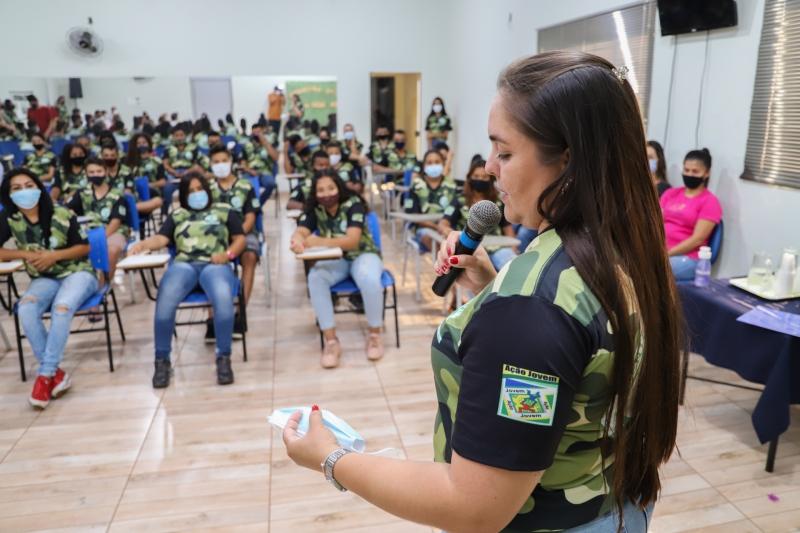Prefeitura de Maracaju realiza 6º edição do Projeto Agente Ambiental em Ação