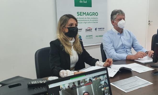 Rumo ao Estado Carbono Neutro, MS contribui na criação do Consórcio Brasil Verde