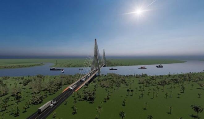 Comissão mista homologa consórcio que vai construir ponte da Rota Bioceânica em MS