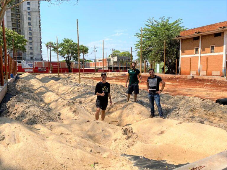 Dourados ganhará o maior Centro de Treinamento de Esportes na Areia da região
