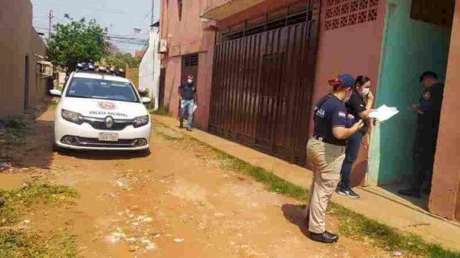 Mulher é presa no Paraguai suspeita de assassinar o próprio filho recém-nascido