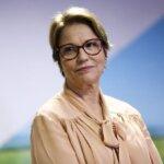 Ministra Tereza Cristina é diagnosticada com covid-19