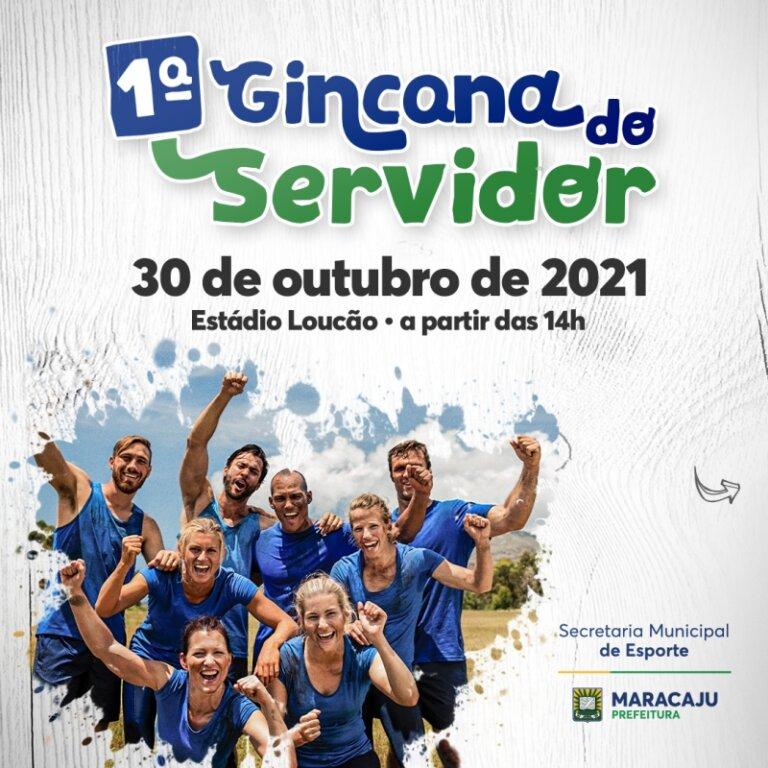 Prefeitura de Maracaju promoverá a 1ª Gincana do Servidor no Estádio Loucão