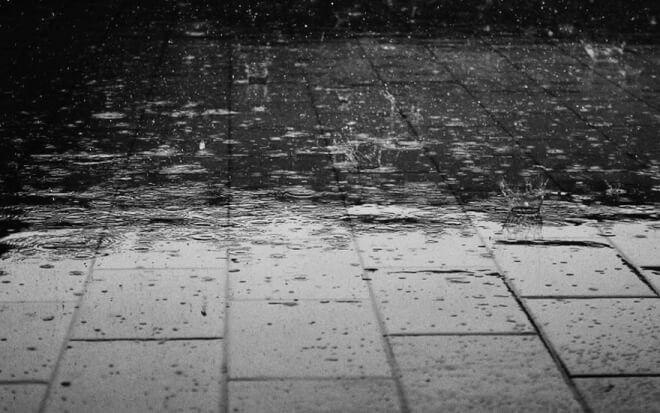 Quinta-feira começa com chuva em várias cidades do estado e previsão aponta dia de tempo instável